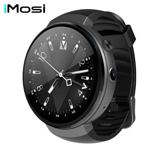 Black Smartwatch android iphone samsung 5c649caf6d66b