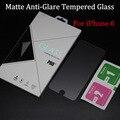 0.3mm 2.5d ultra thin mate película protectora a prueba de explosiones prima templado protector de pantalla de cristal para apple iphone 6 4.7 pulgadas