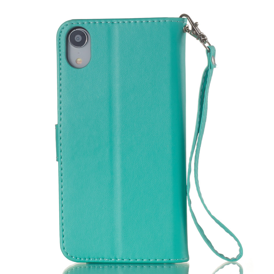 Fashion Flip Case For Fundas Huawei P Smart Mate 20 10 P20 Pro Honor 8X 9 Lite 7X Y5 Y6 Y7 Y9 2018 Stand Cover Brand New DP02G in Wallet Cases from Cellphones Telecommunications