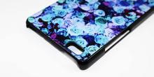 Alchemist Hard Black Cover Scrub for Huawei