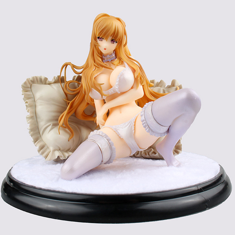 Anime Naked Girl Sexy AliceSoft AlphaMax Skytube Hgame MIN-NARAKEN Kamishiro Anime Action Figure Collection Model Toy Brinquedos