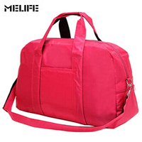 MELIFE Women Travel Bags Fashion Men S Luggage Nylon Duffle Bag Waterproof Weekend Bags Multifunctional Hand