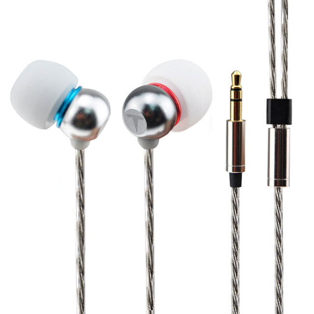 Wooeasy Light  5mm Mini Dynamic Super Bass HIFI Sleeping In Ear Headset Totally In Ear Sleep Earphone