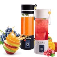 Mealivos Portable Blender USB Juicer Cup Juicer Machine with USB Charger Fruit