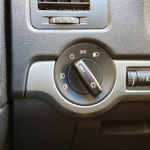 Image 5 - For Skoda Octavia II Headlight Fog Lamp Control Switch 1Z0941431 Master Window Control Button Switch