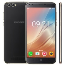 "DOOGEE X30 ROM 16GB Mobile 2GB RAM 5.5"" Screen Android 7.0 Smartphone MT6580A Quad core 1.3GHz OTA Dual Rear Camera 3360mAh"