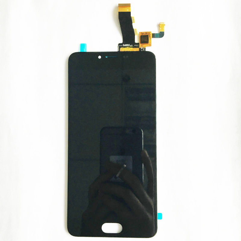 Подробнее о For Meizu M5 LCD Display Touch Screen Digitizer Assembly Replacement Accessories For Meizu Meilan 5 Octa Core 5.2 Inch Cellphone for meizu m2 mini lcd touch screen digitizer display 5 0 cellphone black color free shipping digitizer assembly replacement
