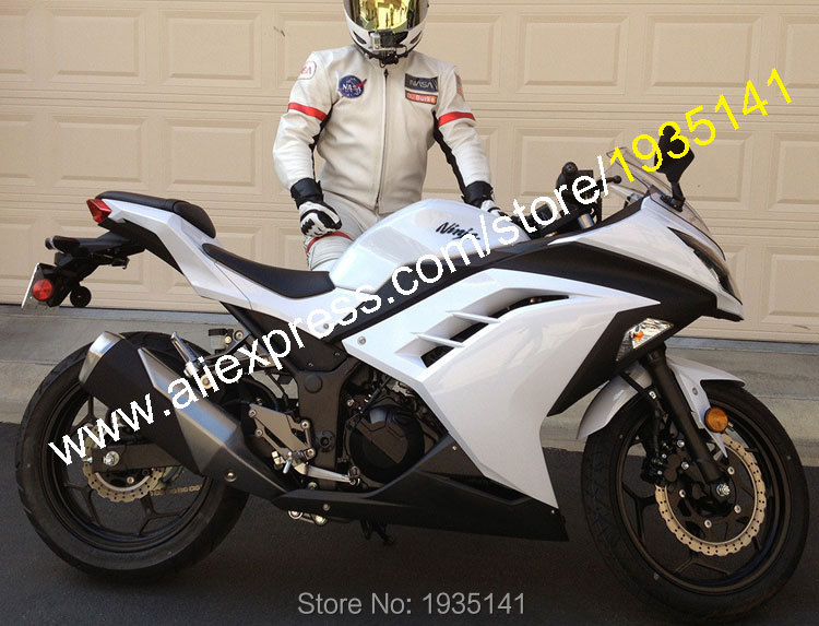 Ventas calientes, para Kawasaki Ninja EX 300R 2013 2014 2015 2016 EX300 Ninja300 EX 300 Moto Carenado (moldeo por inyección)