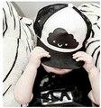 Myudi-chapéu Do Bebê das meninas dos meninos cap gorro chapéu de sol de verão boné de beisebol criança bebe menino capô toca Alles voor kinderen Kleding