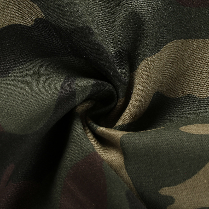16Sweetown Elastic High Waisted Camo Shorts For Women Army Camouflage Cotton Womens Shorts Summer Short Femme Ete 2018 Streetwear