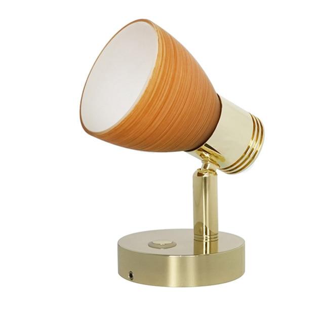 1 個マリン 360 度調整可能な 3 3w Led 読書ライトキャラバン RV ボートトラックカースポットライト調光可能なタッチスイッチ 3 ワット 9 V 30 V