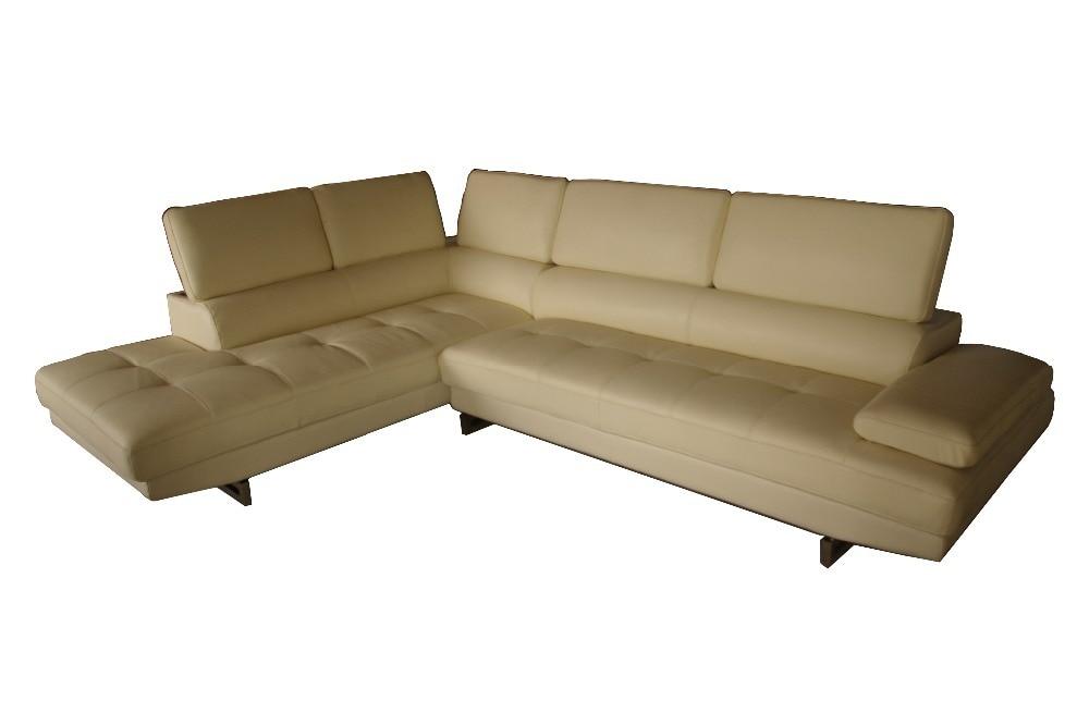 Sapi asli sofa kulit set, Furniture ruang tamu sofa sofa, Sectional / - Mebel - Foto 3