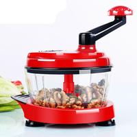 Practical Multifunction vegetable Food Processor Kitchen Manual Food Chopper Mixer Salad knife Maker for kitchen tool gadget