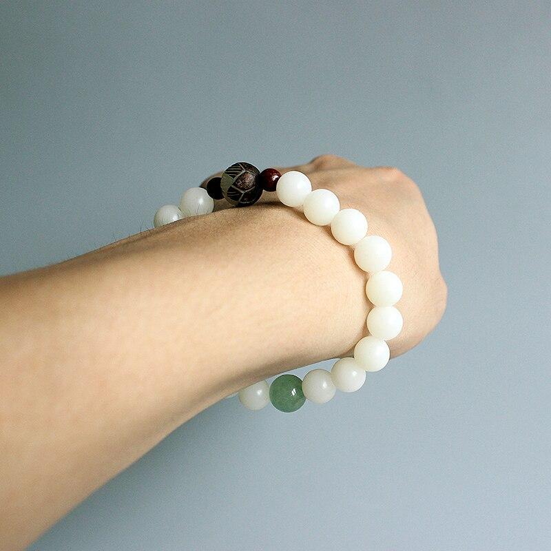 Zen Quartz Mala Bracelet 5