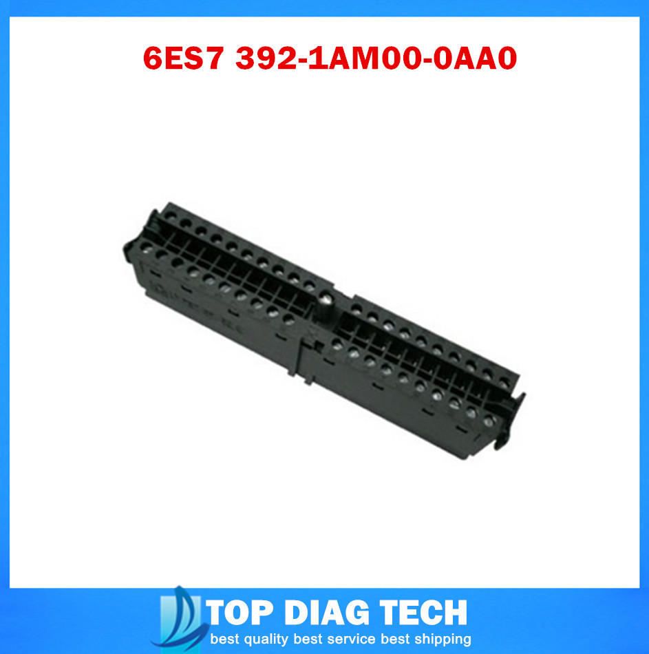 High quality 100% New 40-PIN 6ES7 392-1AM00-0AA0,6ES7392-1AM00-0AA0 ,s7-300 Free fast ship 2 years warranty