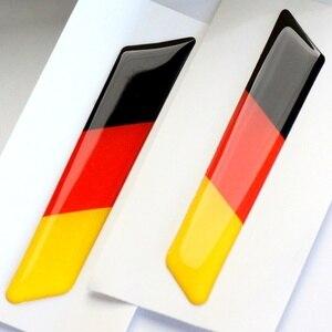 Image 3 - Clé autocollante de décoration pour Volkswagen Golf 6 / GTI / Sagitar / Touran Seat, Liftincg, 2 pièces