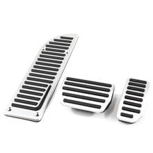 Car Accessories Throttle Brake Pedal Modified Pedal Set For Volvo Xc60 S60 S80L S60L V60 V70