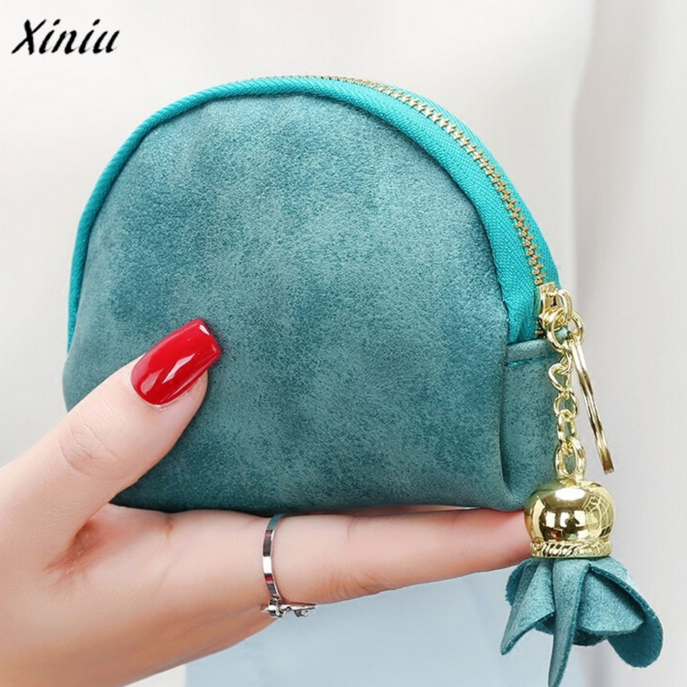 Women Mini Grind Magic Bifold Leather Wallet Card Holder Wallet Purse Wallets for girls bolsos mujer de marca famosa 2017 never leather badge holder business card holder neck lanyards for id cards waterproof antimagnetic card sets school supplies