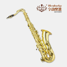 Original Henlucky Based Yanagisawa T-992 B Flat Tenor Saxophone  Bb Top Musical Instrument Saxe Golden Process Sax Professional