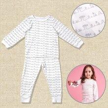 I-baby Premium PIMA Детская Хлопковая одежда, комплект кашемировый хлопковый комбинезон с длинными рукавами для новорожденных, набор комбинезончиков, упакованный в подарочную коробку