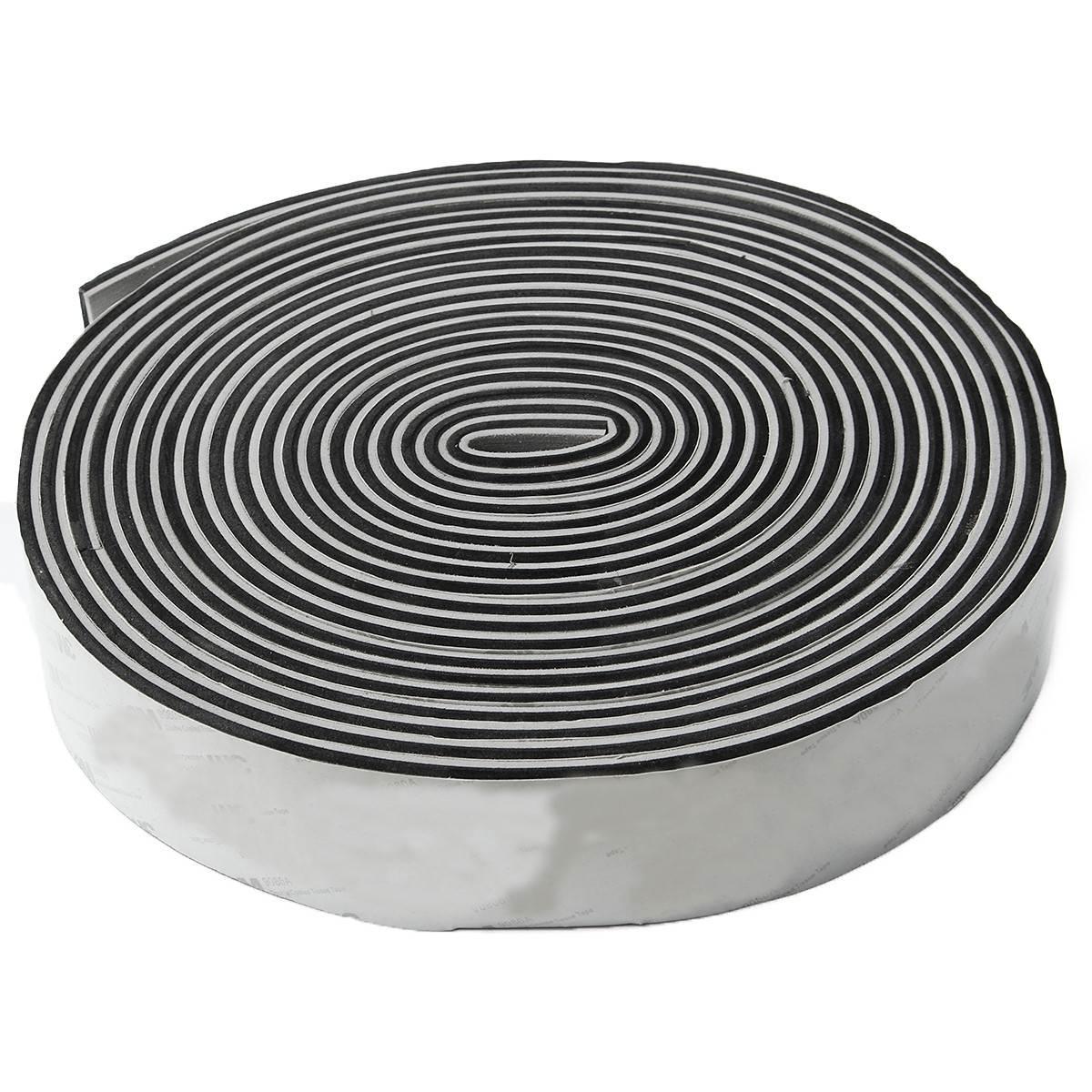 950x5.8cm 5mm Dark Gray Boat <font><b>Flooring</b></font> Teak Decking Carpet Yacht Sheet Pad Touring Car Mat