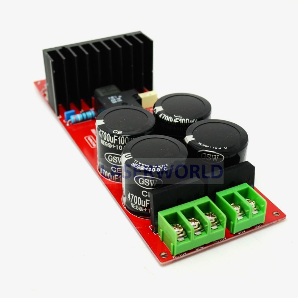 IRS2092 Single-Channel Class D Amplifier Board / Mono High Power Amplifiers Board hifi high power irs2092 irfb4227 class d mono digital power amplifier board 1000w stage power amplifier board