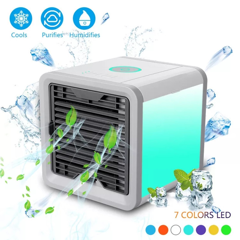 цена на Air Cooler Arctic Air Personal Space Cooler Quick & Easy Way to Cool USB Mini Fan Any Space Air Conditioner Device