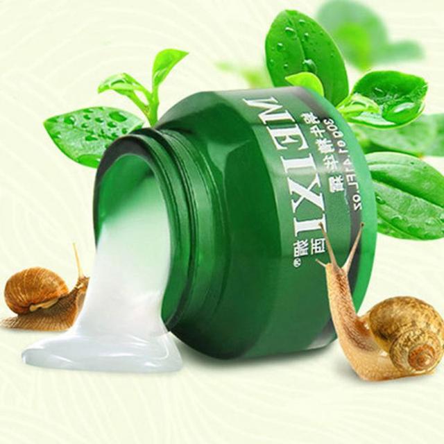 30g Snail Cream Day Cream Face Cream Moisturizing Anti Wrinkles Anti Aging Skin Whitening Face Skin Care