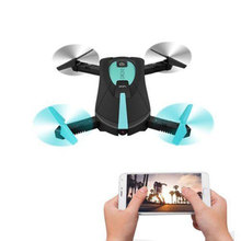 hot deal buy foldable jy018 rc helicopter selfie drone 720p hd camera 2.4g wifi fpv mini drones one key to auto-return rc quadcopter toys