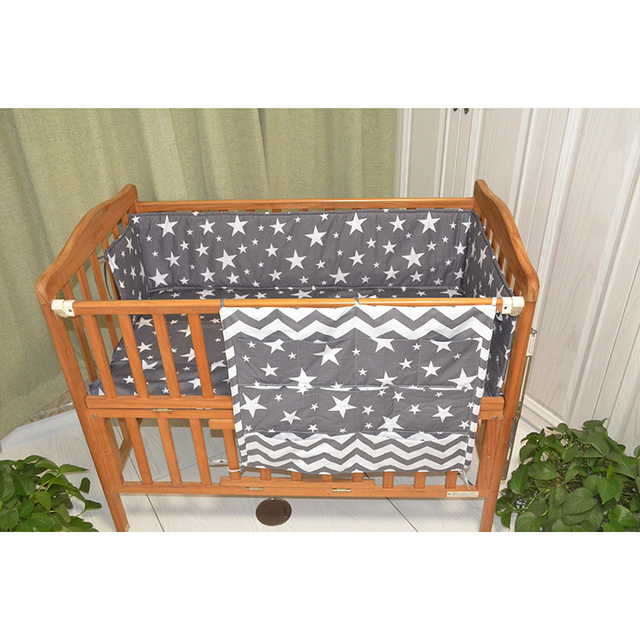Breathable Cotton Baby Bedding Set