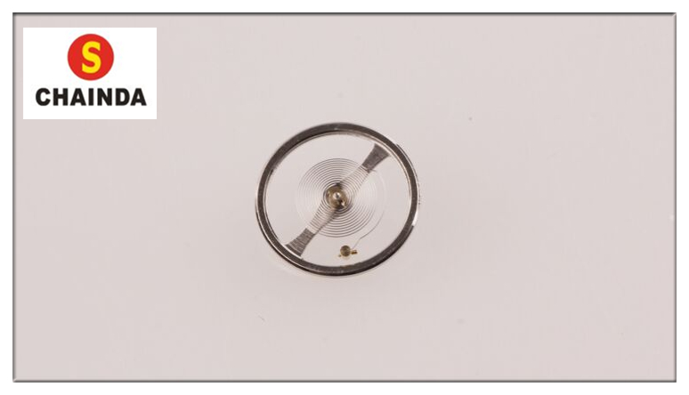 Free Shipping 5pcs New Movement Parts Balance Wheel Compatible With 7009 Brand New Watch Repair Tool free shipping 8500 movement balance wheel watch movement adjust balance adjusting screw tool for watchmaker