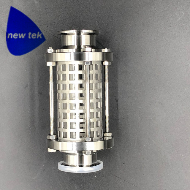 1.5 Tri-Clamp Sanitary Short Sight Glass Stainless 304