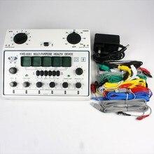 KWD808I Eletro Acupuntura Estimulador tens máquina MULTIUSOS DISPOSITIVO de SALUD ACUPUNTURA estimulador muscular eléctrico
