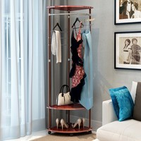 Multifunctional Coat Rack Floor Indoor Clothes Rack Fashion Creative Hanger Furniture Coat Rack Fashion Creative Hangers Home
