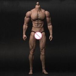 1/6 весы AT027, прочный, растопленный, мышечный человек, мощное тело, мышечное тело 12 дюймов, экшн-фигурка, кукла, модель, игрушки