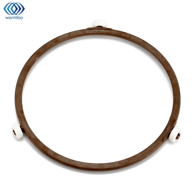 Microwave Oven Roller Guide Ring Turntable Support Plate Rotating 15cm Kitchen Licant Part Brand New