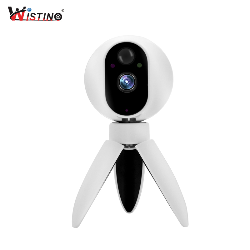 Wistino CCTV HD 960P Wireless IP Camera Battery Wifi Mini IP Camera Weatherproof Outdoor ...