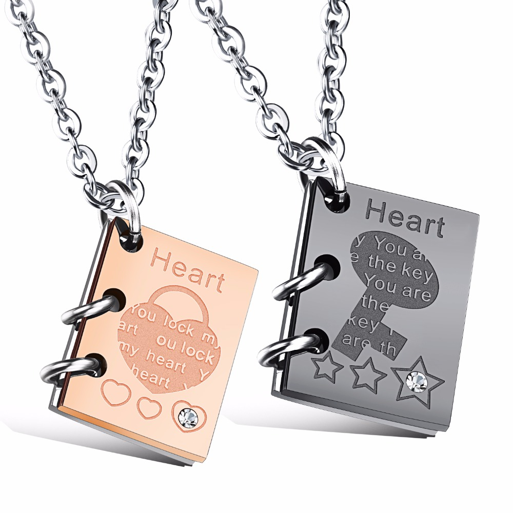 Compare Prices on Cute Couple Necklace- Online Shopping/Buy Low ...