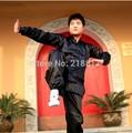 Kung Fu Suit Men Martial Art Jacket Pants Set Tai Chi Uniform Traditional Chinese Style Sport Wear  S M L XL XXL