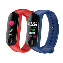 Blood Pressure Monitor wrist tonometer Oxymeter Pedometer Heart Rate Digital Smart Wristband sphygmomanometer watch