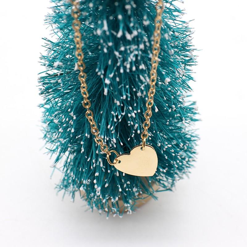 HTB1UFpSKVXXXXX_XFXXq6xXFXXXP Charming Foot Chain 2-Pieces Gold And Silver Heart Ankle Jewelry Bracelets For Women