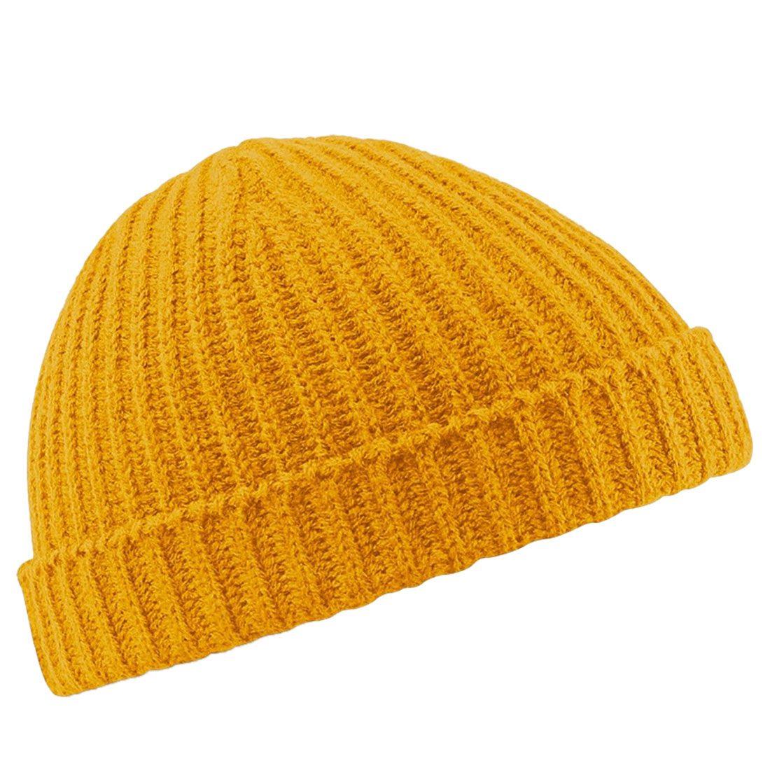 "Ribbed Beanie Hat ""Charlie"" 5"