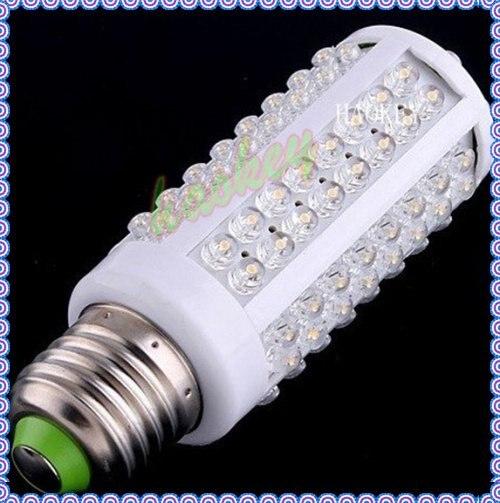 Wholesale Price Ultra Bright LED Lamp Spot Light Corn Bulb 7W AC220V E27 Base LED Bulb,Warm White,With 108 led 360 degree