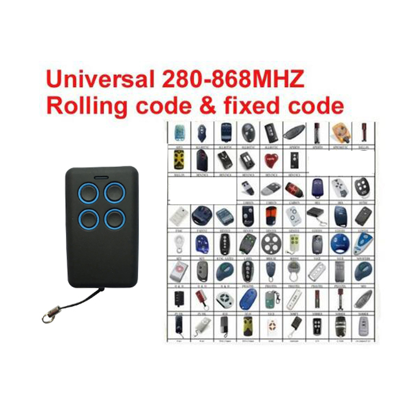 new Auto scan frequency Universal remote control duplicator Multi frequency copy 280 868mhz 2018 new