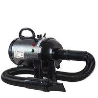 Professional 2800 Вт озона стерилизации ПЭТ сушилка низкая шум фен для собак регулируемый, для собак, кошек уход за лошадьми