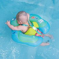 Cute Baby Swimming Ring floating Children Waist Inflatable Floats Kids Swimming Pool Toy for Bathtub and Pools Swim Trainer