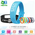 HESTIA New Smart Wristband W5 Bracelet Pedometer Sleep Tracker Thermometer Smart Band Fitness Tracker 6Colors