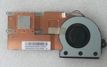 SSEA Original Laptop fan For ASUS VivoBook S200E X201E X202E CPU cooling Fan with heatsink