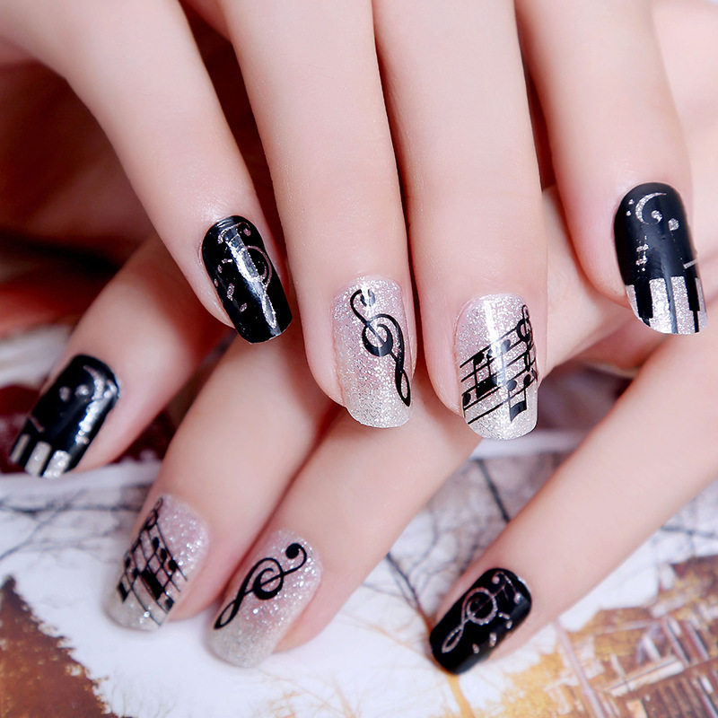 Full Nail Art Gallery - simple nail design ideas for beginners