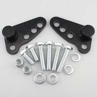 New 1 3 Rear Adjustable Lowering Kit Fits Fits For Harley Electra Road Glide Touring 2002